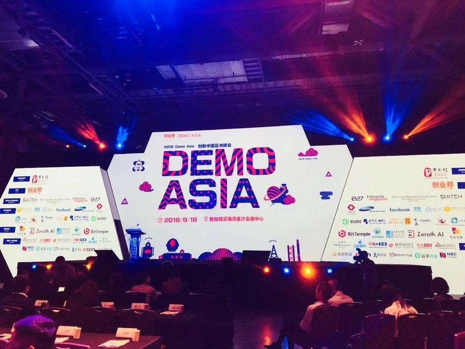 Demo Asia summit scene
