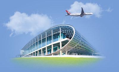 """Feira de Cantão, China Southern e Turkish Airlines se unem para convidar o mundo a """"descobrir mais coisas"""" na 124a. Feira de Importação e Exportação da China (PRNewsfoto/Canton Fair)"""