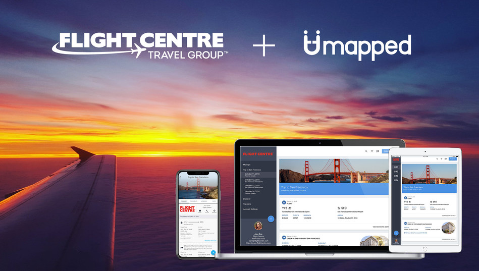 One of the World's Largest Travel Companies Acquires Umapped to Fuel Global Digital Transformation