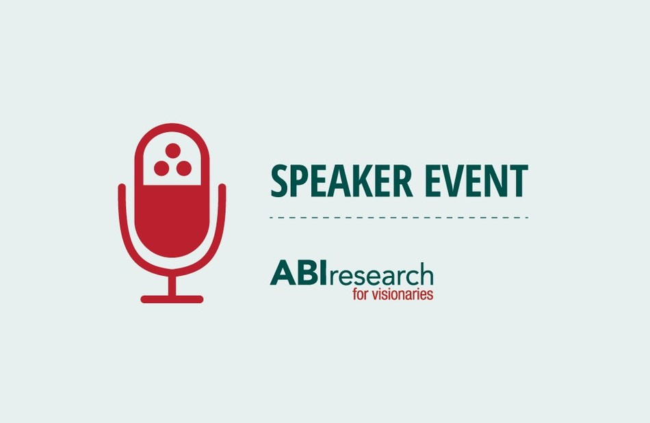 ABI Research Analyst Joins RoboBusiness Conference on September 27, 2018