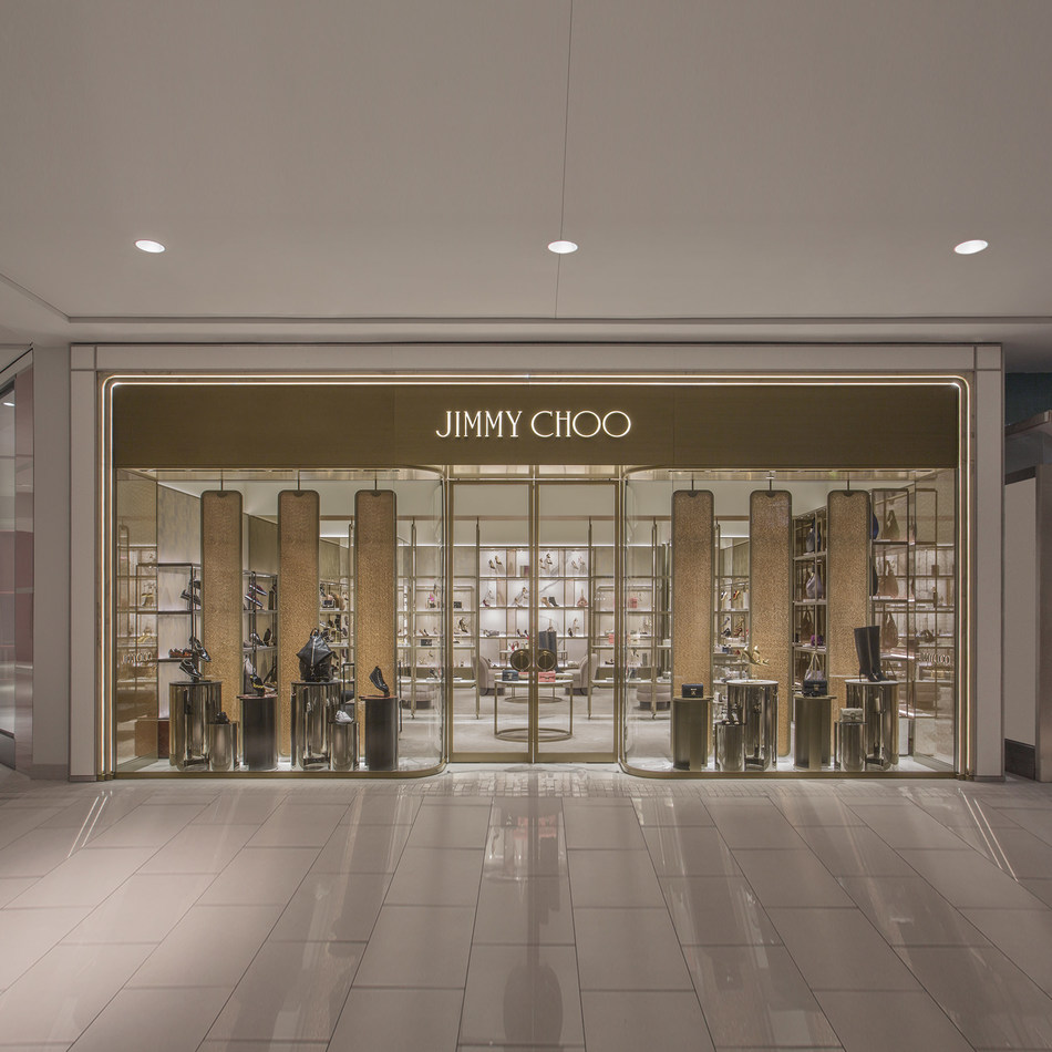 Jimmy Choo Boutique at Aventura Mall