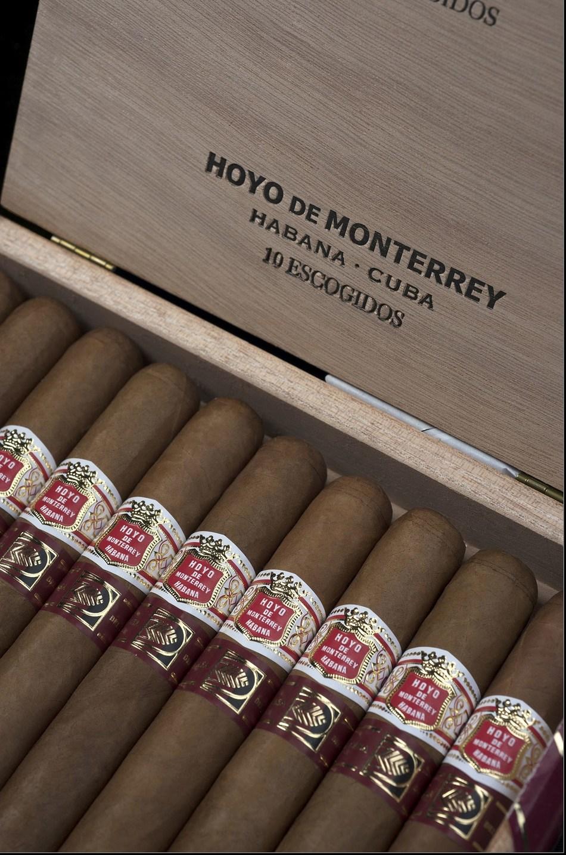 Hoyo de Monterrey 10 escogidos Launch (PRNewsfoto/HABANOS SA)