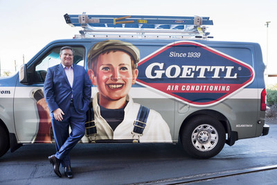 Goettl Air Conditioning CEO a 'Most Admired Leader' in Arizona