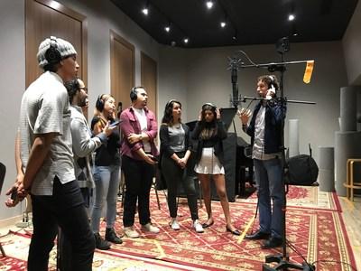 John Daversa Conducting Dreamers
