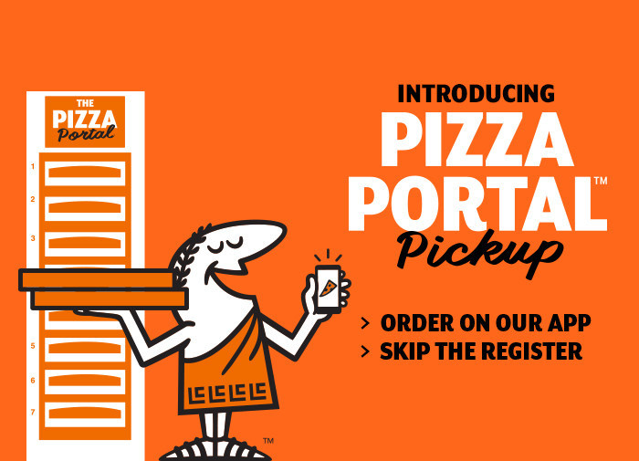Little Caesars Pizza Portal pickup and mobile app now available nationwide