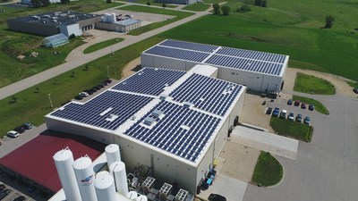 Emmi Roth adds 1,600 solar panels to Platteville, Wisconsin plant in efforts to reduce carbon footprint