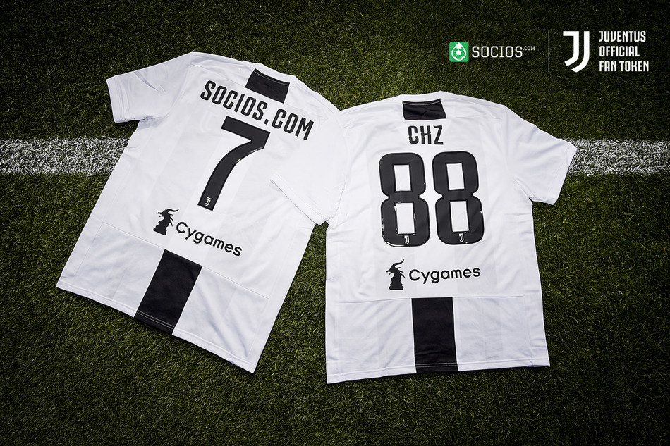 JUVENTUS TO LAUNCH FAN TOKEN WITH BLOCKCHAIN PLATFORM SOCIOS.COM (PRNewsfoto/Juventus FC)