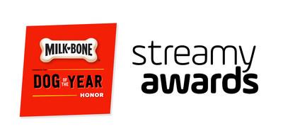 (PRNewsfoto/Streamy Awards/Milk-Bone)