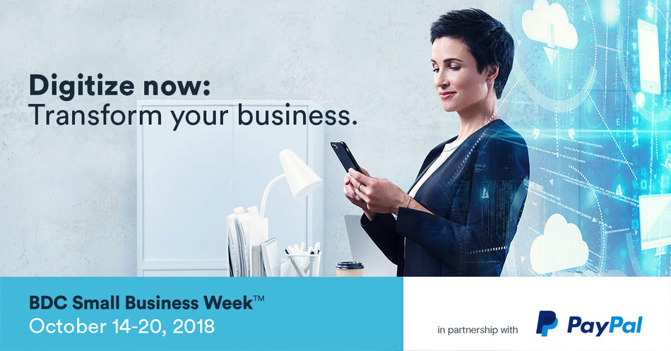 BDC Small Business Week (CNW Group/Business Development Bank of Canada)