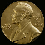 Michael Smith Nobel Prize (courtesy Michael Smith Laboratories) (CNW Group/Genome British Columbia)
