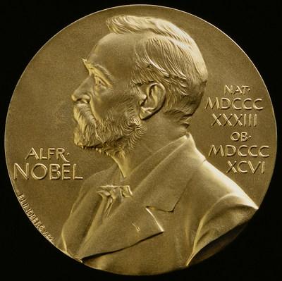 Michael Smith Nobel Prize (courtesy Michael Smith Laboratories) (CNW Group/Genome British Columbia)