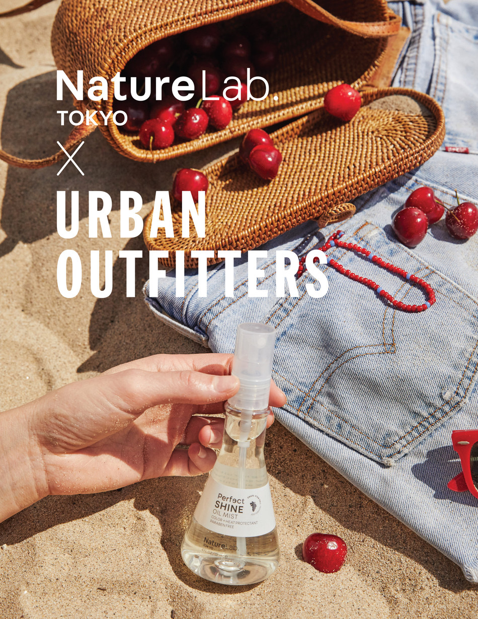 Leading J-Beauty Hair Brand, NatureLab. TOKYO Launches In Urban Outfitters & On UrbanOutfitters.com