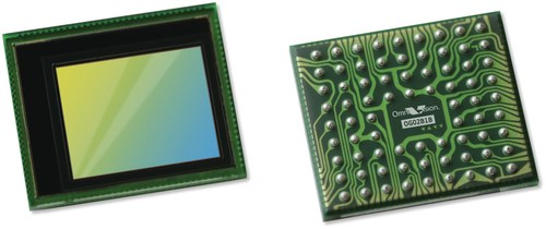 For designs demanding best-in-class resolution with the option for full-color imaging, OmniVision offers the 2-megapixel OG02B1B (monochrome) and the OG02B10 (color) image sensors. Both provide 1600 x 1300 resolution in a 1/2.9-inch optical format and a 15-degree chief ray angle to support wide field-of-view lens designs. These features are excellent for applications such as agricultural drones that must capture high-resolution color images for crop and field monitoring.
