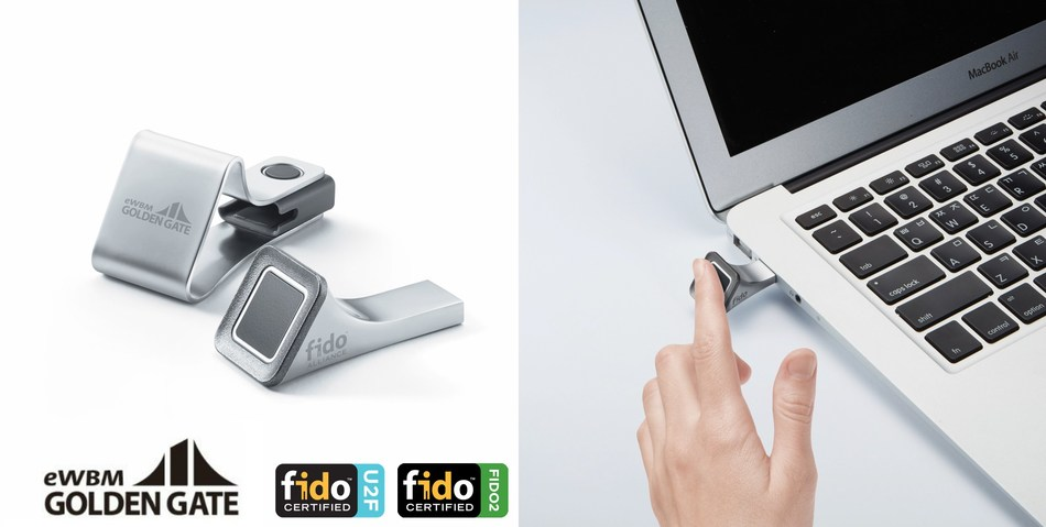 eWBM unveils FIDO2-Certified Fingerprint Authenticator, eFA500