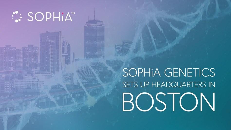 SOPHiA GENETICS sets up headquarters in Boston to meet growing demand in the U.S.