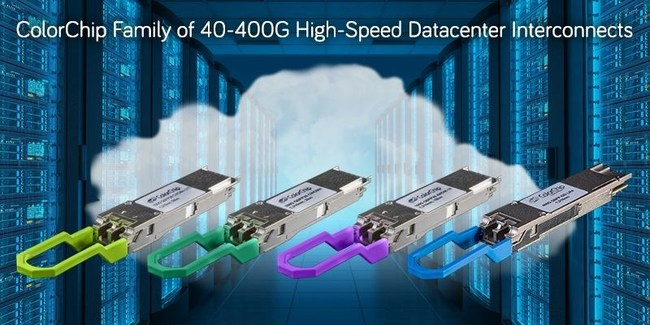 ColorChip Solutions Support the Growing Connectivity Requirements of Mega Datacenters