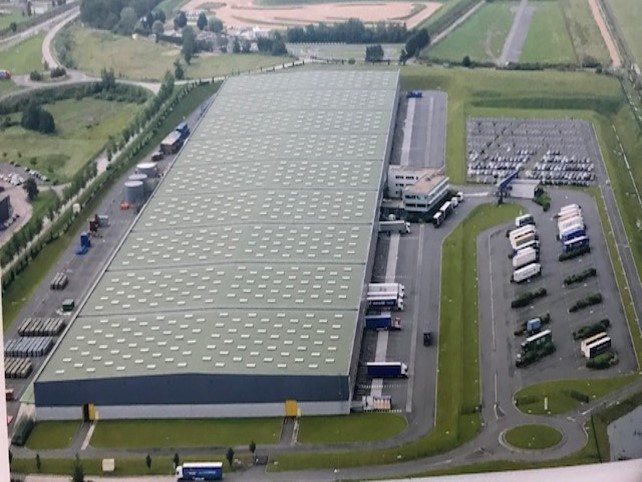 GreenOak Expands Its European Logistics Platform With French, Spanish And Italian Acquisitions (PRNewsfoto/GreenOak Real Estate)