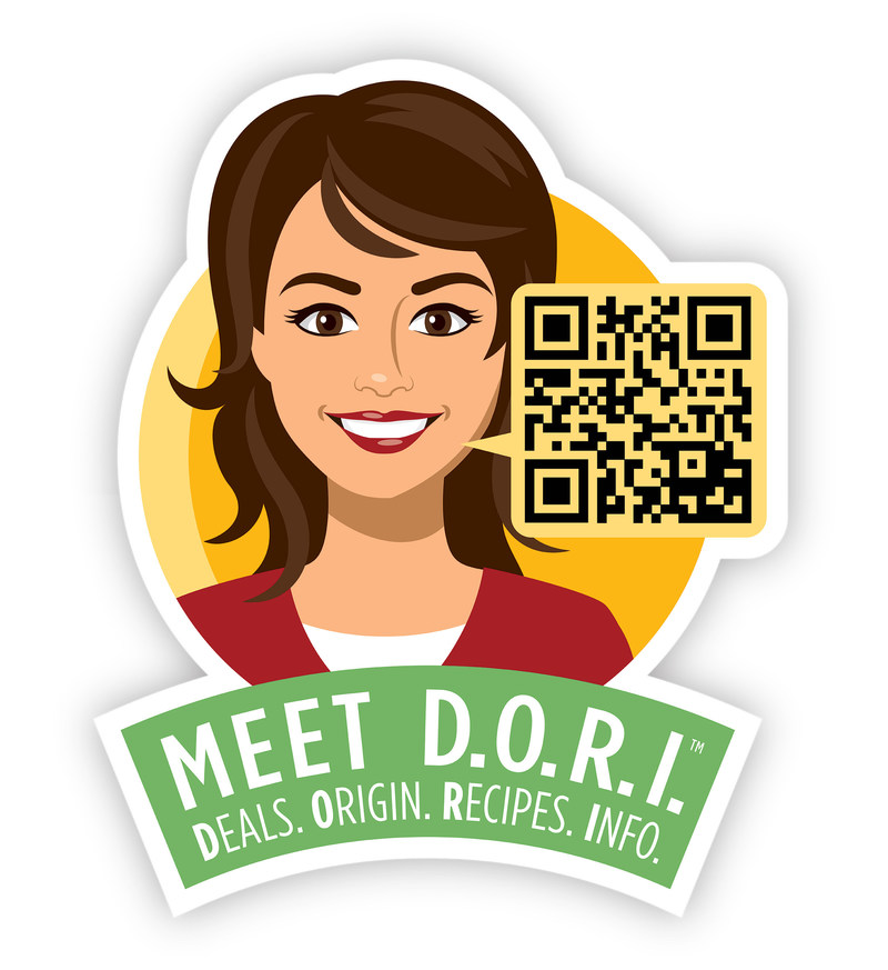 DORI™, Foster Farms' new QR code virtual assistant, provides real-time access to exclusive savings, hundreds of chicken recipes, and more.