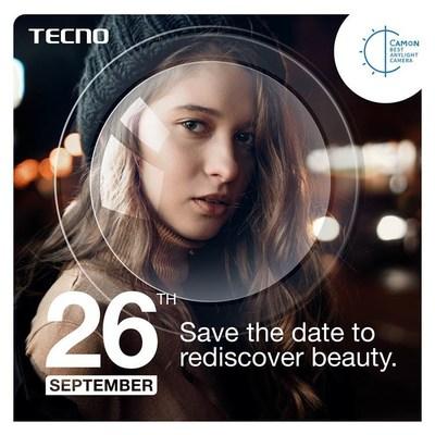 TECNO Mobile Teases New Range of AI Camera-centric Smartphones Under Popular CAMON Series