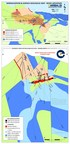 Plan view and section view of mineralization at Garibaldi's Nickel Mountain (CNW Group/Garibaldi Resources Corp.)