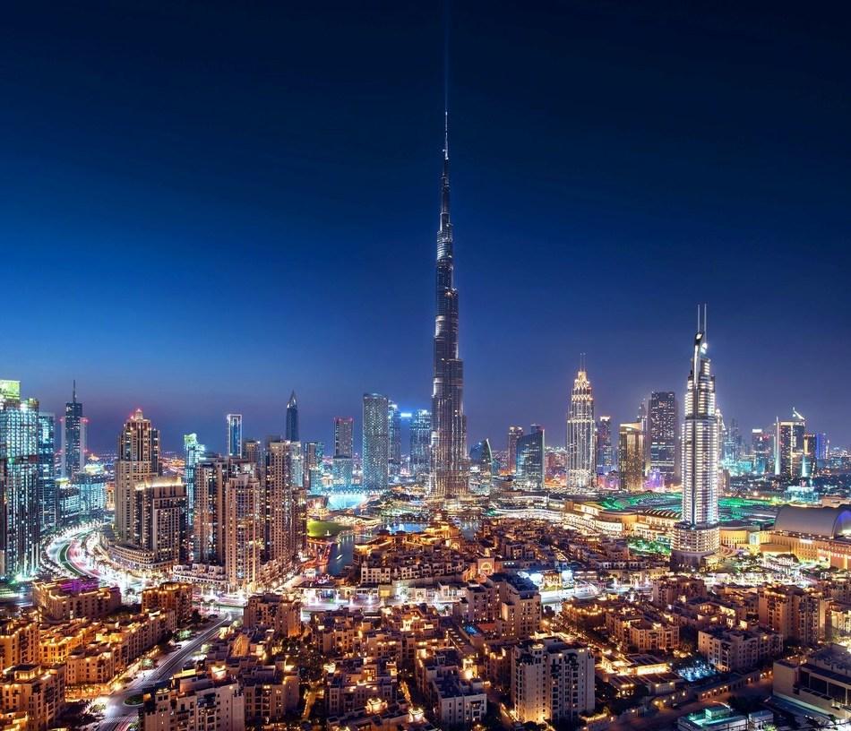 Downtown Dubai by Emaar (PRNewsfoto/Emar Hospitality Group)