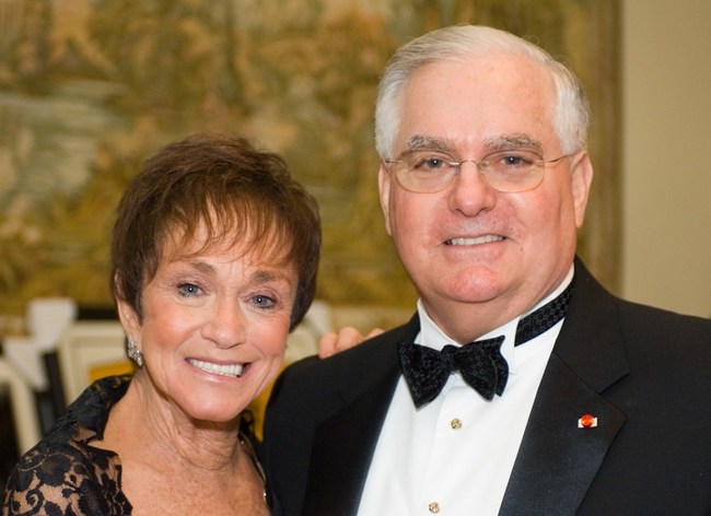 Gary and Meredith Krupp Knight and Dame of the Grand Cross Pave the Way Foundation