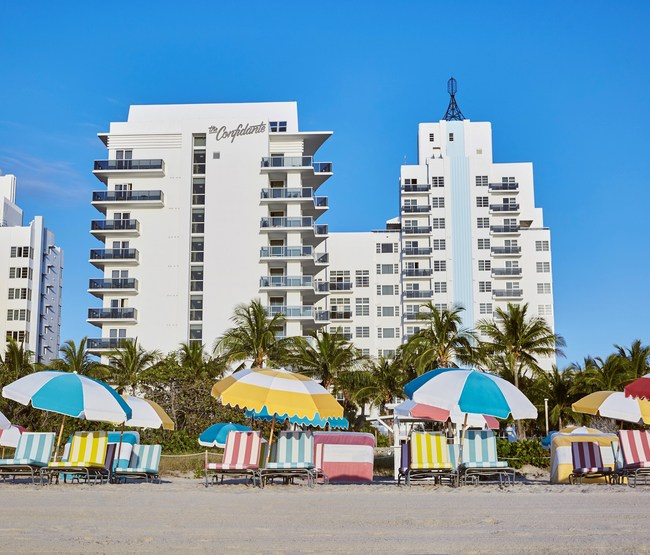 The Confidante Miami Beach Hotel deploys WiSuite™ Hotel Energy Management