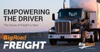 BigRoad Freight has launched a set of new features that give drivers even more power and flexibility. (CNW Group/Fleet Complete)