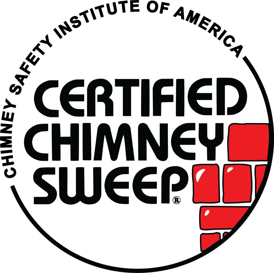 The badge of a Certified Chimney Sweep®