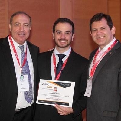 Dr. Adel Barbas / Dr. Jorge Haddad / Dr. Renato Ambrósio Jr.