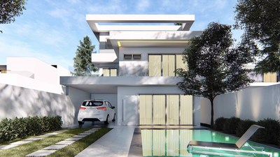 Casa Modelo: 200 m2 + Sótão - 300 mil