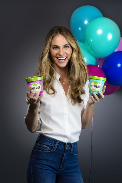 Jessica Levison, Peekaboo Organic Ice Cream Founder
