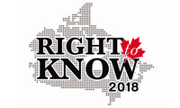 Right to Know (CNW Group/Office of the Information Commissioner of Canada)