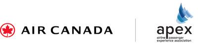 Logos : Air Canada, APEX (Groupe CNW/Air Canada)