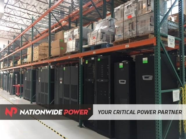 Nationwide Power boasts a 57,000 square foot industry leading warehouse, which holds over $10 million in equipment and parts inventory.