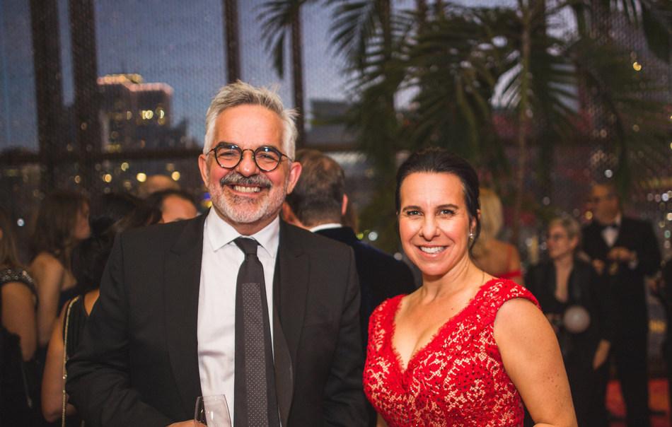 Gilles Saucier, Architect, Head Designer of the new MAC and Valérie Plante, Mayor of Montreal (CNW Group/Musée d'art contemporain de Montréal)