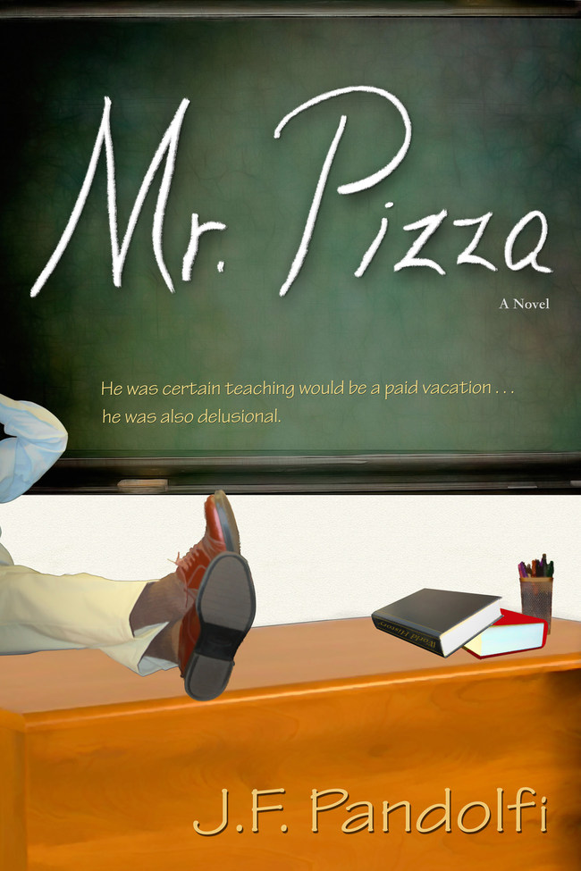 Mr. Pizza: Available on Amazon