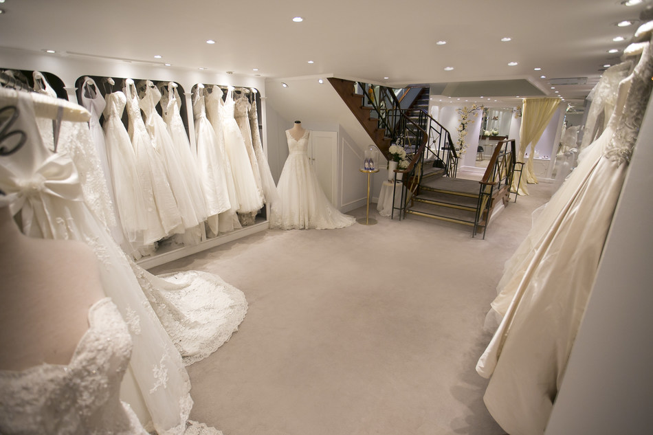 Brides do Good Mayfair boutique (c) Brides do Good