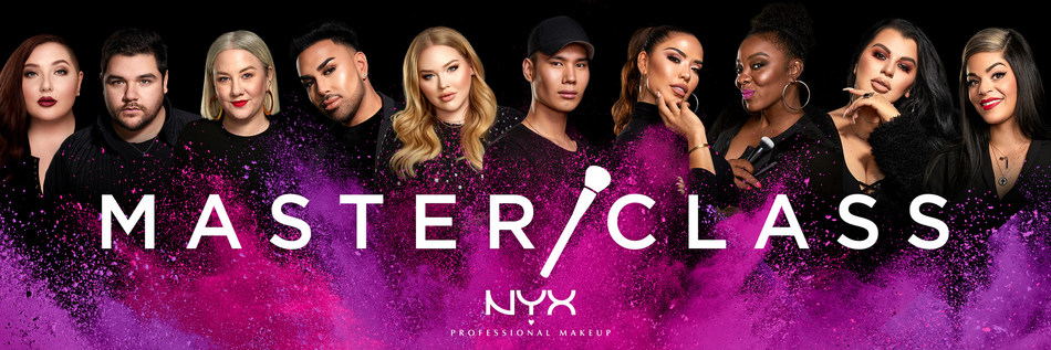 NYX Professional Makeup Launches Educational Masterclass Program