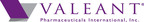Valeant Pharmaceuticals International, Inc. (PRNewsFoto/Valeant Pharmaceuticals International, Inc.) (PRNewsFoto/)