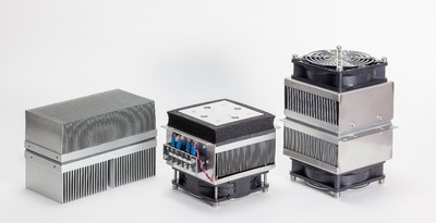 Thermo-electric Module Assembly Models (PRNewsfoto/Ferrotec Holdings Corp)