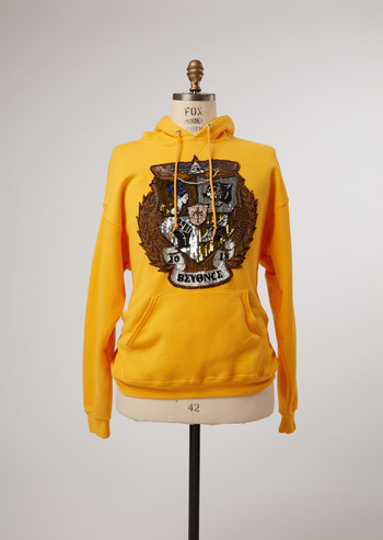 Every day is 'Bey Day' with this amazing 'Beychella' sweatshirt. Truly one of a kind from Marni Senofonte's eBay Stylist Sale collection. Proceeds benefit the Good+ Foundation.