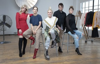 eBay has brought together a collective of Hollywood's top stylists—(pictured left - right) Ilaria Urbinati, Karla Welch, Marni Senofonte, Rob Zangardi and Mariel Haenn—to exclusively launch the site's first-ever Stylist Sale, with all proceeds benefitting charity. Shop from September 25 - October 2 at ebay.com/stylistsale.