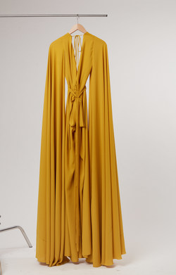 Michael Costello jumpsuit from Mariel Haenn and Rob Zangardi's eBay Stylist Sale collection, worn by Jennifer Lopez when she hosted the 2015 American Music Awards. Proceeds benefit Create Now.
