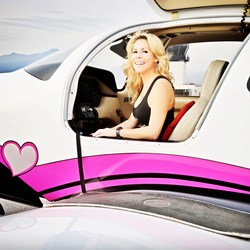 I Hart Flying Founder, Rachelle Spector, Challenges industry to in 3-Day Urgent Challenge to award four female pilots much needed dollars to advance their flight training.