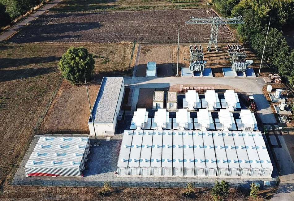 Project site (PRNewsfoto/Narada Power Source Co.,Ltd)