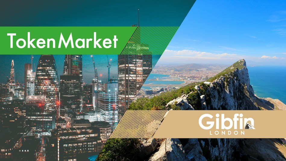 TokenMarket CEO set to appear at the Gibraltar International FinTech Forum in London (PRNewsfoto/TokenMarket)
