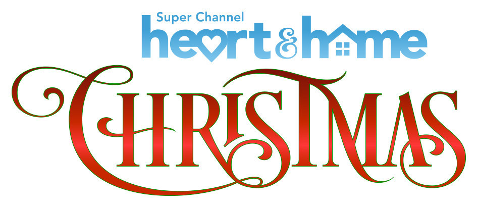 Super Channel Heart & Home Christmas – Canada's destination for Christmas movie viewing (CNW Group/Super Channel)