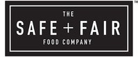 (PRNewsfoto/The Safe + Fair Food Company)