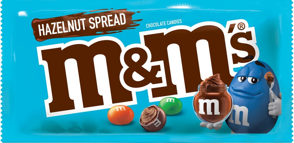M&M'S® TAKES ON DELICIOUS TRENDS IN 2019 WITH A NEW FORMAT AND NEW FLAVOR